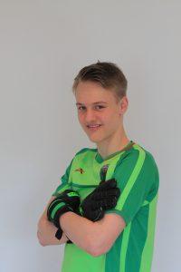 Theo Saubert im Trikot des FC Esslingen