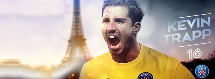Kevin Trapp bei PSG