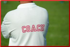 Bild Fußballtrainer