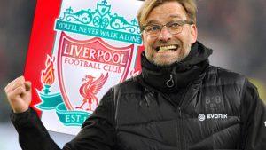 Foto Trainer Jürgen Klopp vom FC Liverpool