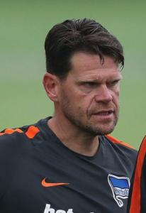 Bild Ilja Hofstädt, Torwartkoordinator der Hertha BSC