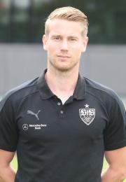 Bild Andre Wachter, Torwartkoordinator und Torwarttrainer der U19 des VfB Stuttgart