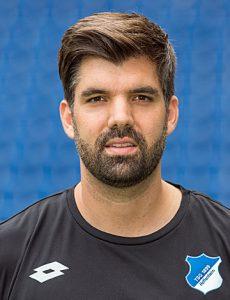 Bild Dominik Weber, Torwarttrainer der U19 der TSG 1899 Hoffenheim