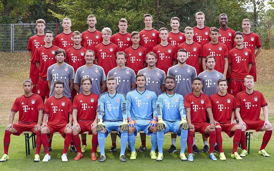 Foto FC Bayern U19 2018/19