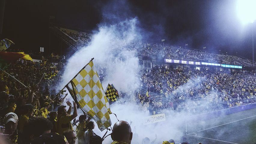 Stadion Atmosphäre 1